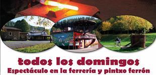 Territorio Lenbur - Ferrería Mirandaola