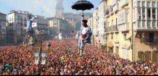 Fiestas Virgen Blanca Vitoria-Gasteiz