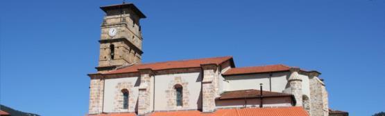 Palacios e Iglesia de Romaña