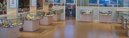Centro de interpretación geológica Luberri