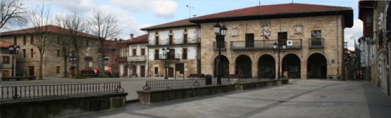 Casco Histórico de Otxandio