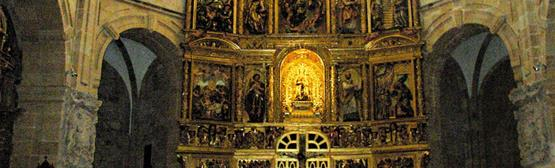 basilica santa maria de uribarri