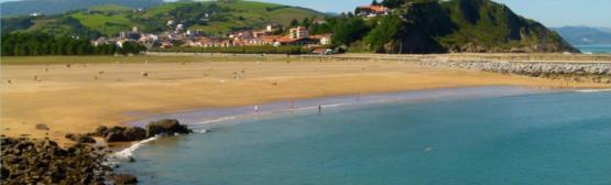 Playa de Santiago de Zumaia