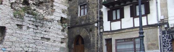 casco historico errenteria (gipuzkoa)