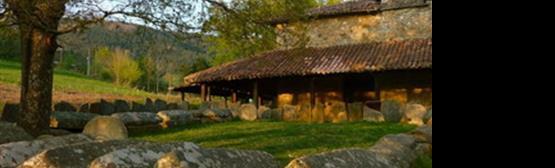 necropolis y ermita de argiñeta elorrio