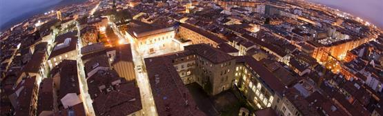 La Almendra Medieval y la Vitoria-Gasteiz neoclásica
