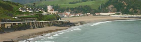 Playa Santiago de Deba
