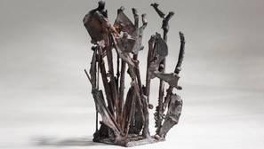 Exposición de escultura de Diana García Roy