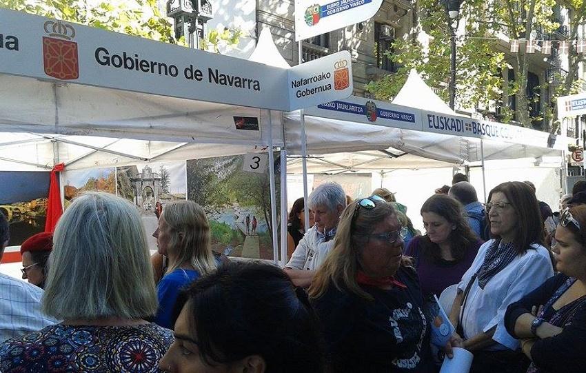 Estreno del Gobierno de Navarra