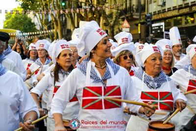 Tamborrada has become the image of the Basque festival