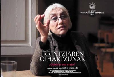 """""""Irrintziaren Oihartzunak"""" de Iratxe Fresneda será uno de los títulos que se exhibirá en Nantes"""