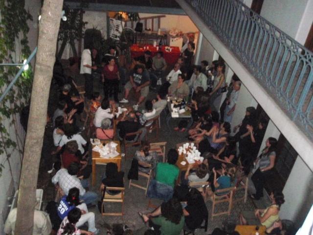 MMX taldearen kontzertua Buenos Airesen