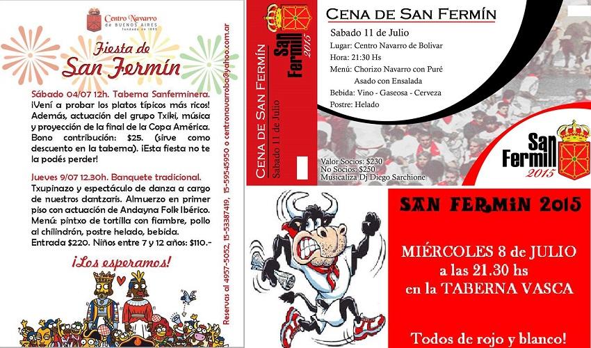 2015eko San Fermin