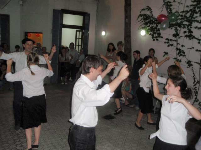 Euskararen Eguna 2008 Euskaltzaleaken - Ekin Dantza Taldea