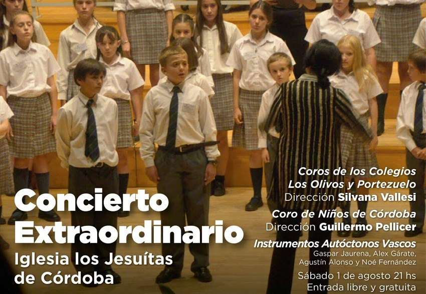 """Josu Elberdinen """"Magnificat"""" Cordoban"""