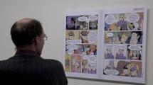 Nanofikziozko komiki bat, zientzia eta artea uztartzeko