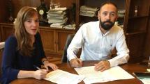 Lankidetza hitzarmena Aldundia eta Euskadiko Gazte Kontseiluaren artean