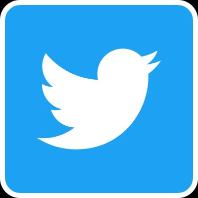 See us on Twitter