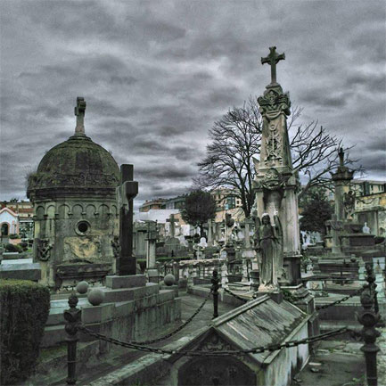 Investigación sobre el cementerio de Portugalete