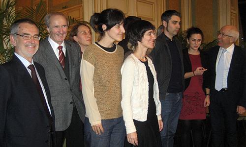 Eusko Ikaskuntza-Ville de Bayonne Prize of Honour