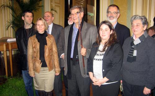 Prix de la Culture Basque Eusko Ikaskuntza-Ville de Bayonne