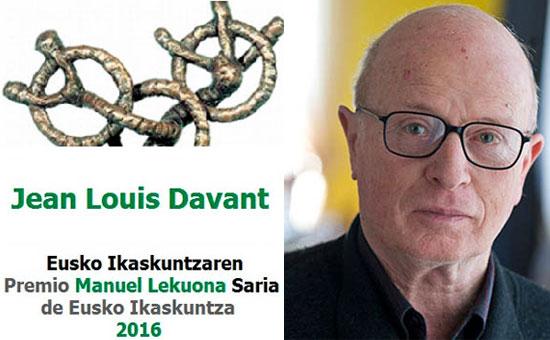 Manuel Lekuona Award