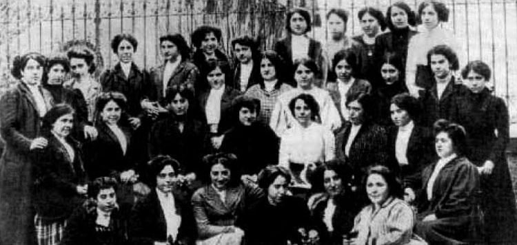 La mujer en la Bizkaia de la industrialización. María Jesús Pacho