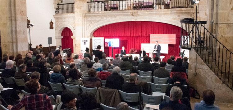 """El Congreso Internacional """"Los pueblos pequeños del futuro"""", todo un éxito"""