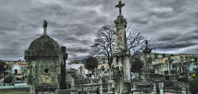 Portugaleteko hilerriaren inguruko ikerketa