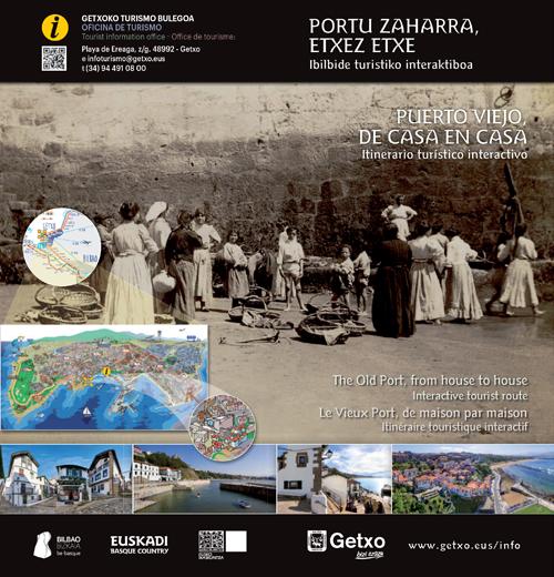 Presentación a los vecinos del Puerto Viejo de Algorta