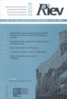 Garzaizar Axpe, Isabel. La Escuela Especial de Ingenieros Industriales de Bilbao, 1897-1936. Educación y tecnología en el primer tercio del siglo XX
