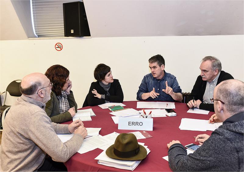 2017.01.28 Euskal lurrak: eremu fisikoa eta lurralde garapena