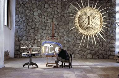 conocer, arte, exposición, pintura, Olivier Widmaier, Picasso (5)