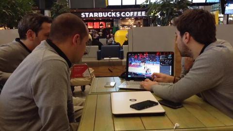 El Bilbao Basket prepara ya el partido contra el Khimki