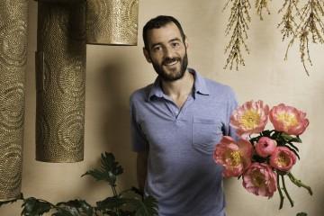 Carlos de Troya: el florista de las 'socialités'