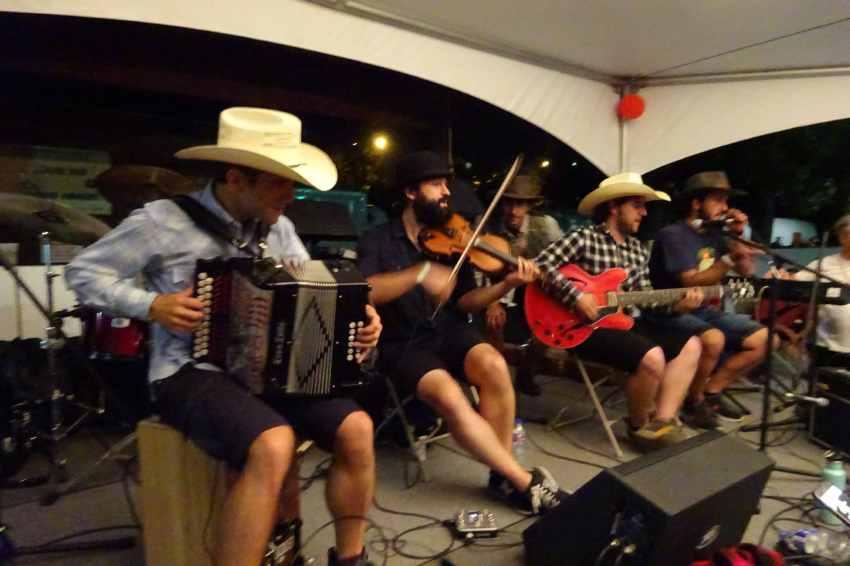Errebalen musika euskal-amerikarra
