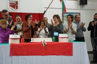 25º aniversario del Zelaiko Euskal Etxea
