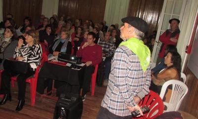 Ciclo de Cine Vasco organizado por 'Baskos de la Confluencia'