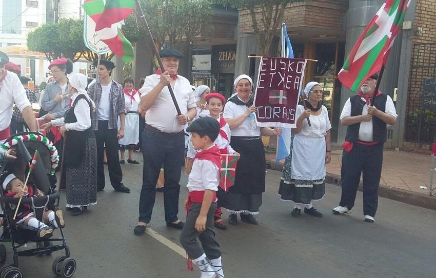 Misioneseko euskal gizataldea