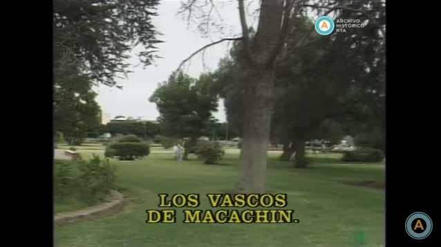 Los vascos de Macachín, 1991
