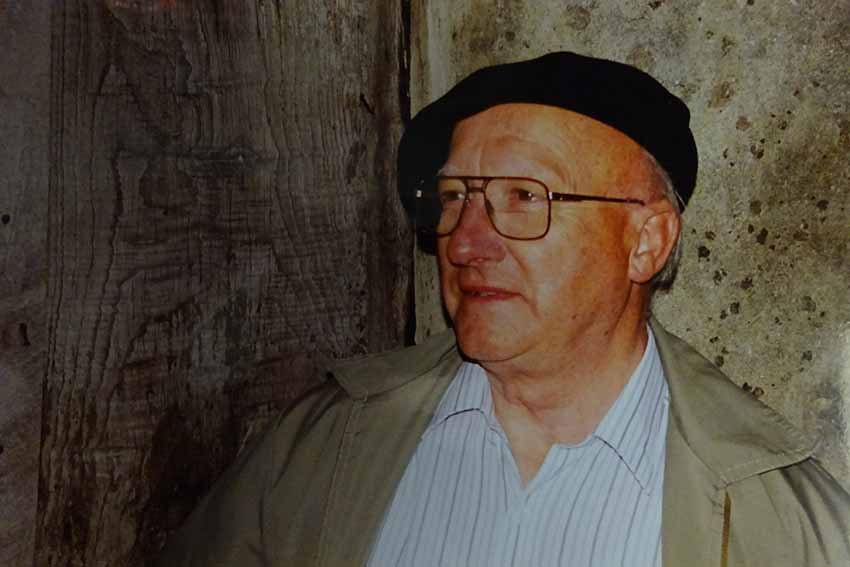 Pedro Leguina Eguia