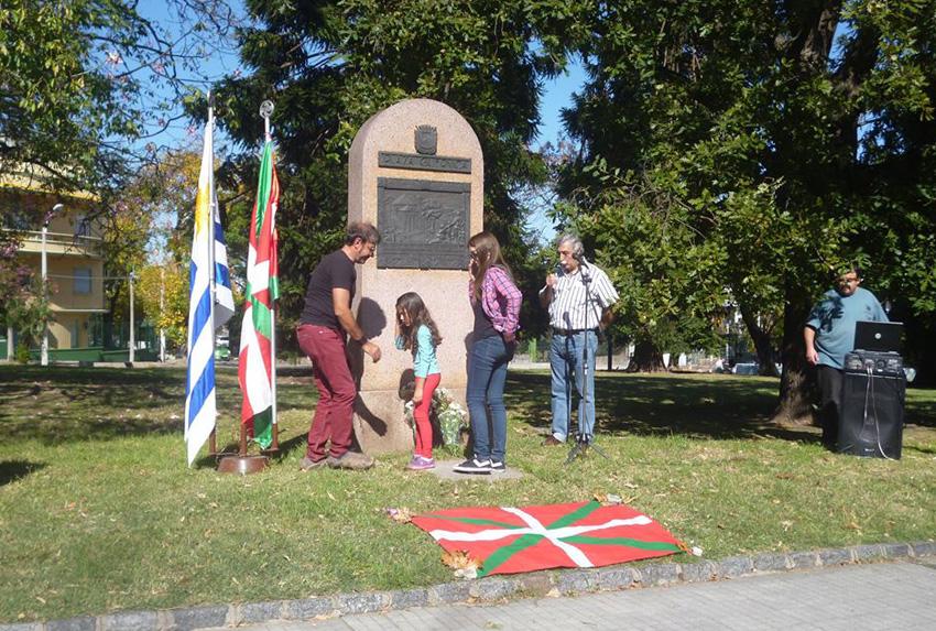 Montevideoko Gernika Plazan
