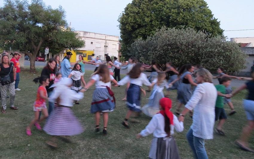 Kalejira, Olentzero barne