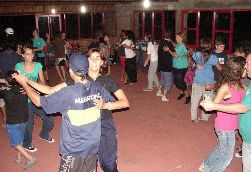 2009 FIVU Udalekua - Dantza tailerra