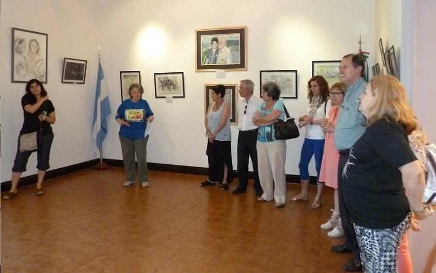 Buenos Airesko Eusko Kultur Etxea-n ere euskara ospagai
