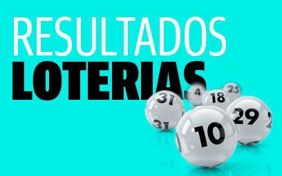 Comprobar resultados loterías y sorteos