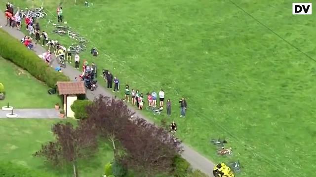 Etapa 5. Bilbao - Eibar - Arrate. Vuelta Ciclista al País Vasco