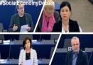 La Comisión Europea se compromete ante el Parlamento Europeo a fortalecer la Economía Social