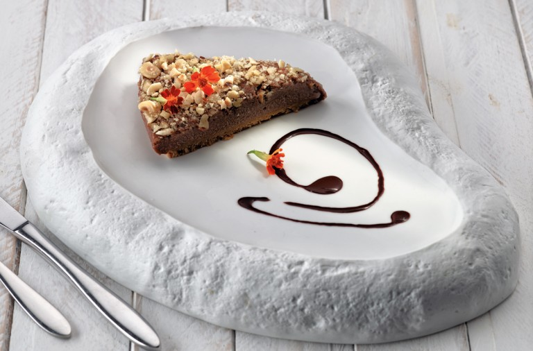 receta, tarta crema cacao, martin berasategui, xlsemanal