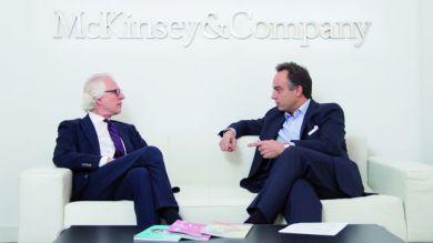 """""""En McKinsey atraemos un talento comprometido con la sociedad"""""""